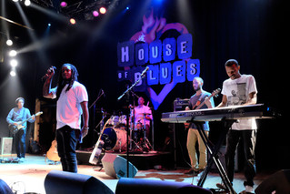 Oneness Benefit Concert at House Of Blues with Daniel Marley