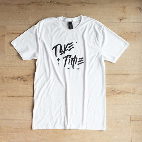 Take Time T-Shirt (White)
