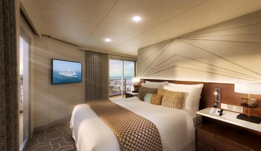 Sky Suite Master Bedroom
