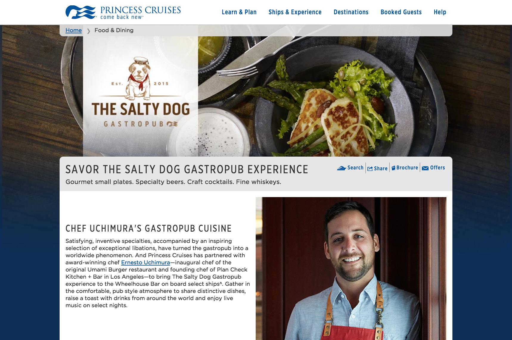 The Salty Dog Gastropub