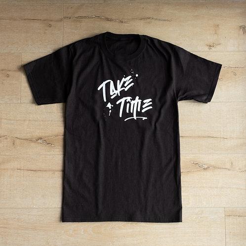Take Time T-Shirt (Black)