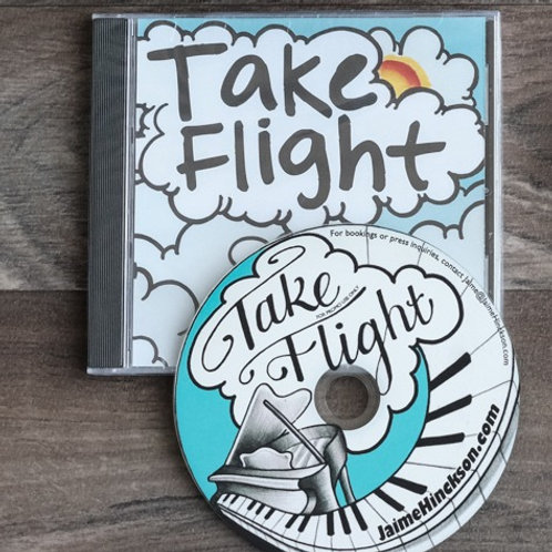 Take Flight Album (Physical CD)