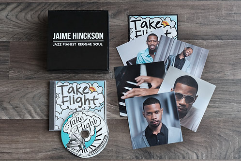Take Flight Collector's Box