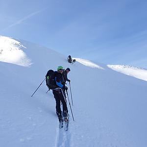 Skitour Sonntagsköpfl