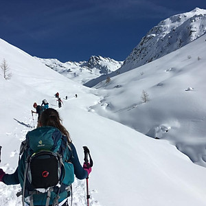 Skitouren im Langtauferertal