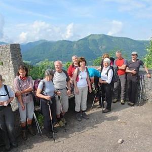 Wandern und Klettern Frauenkopf