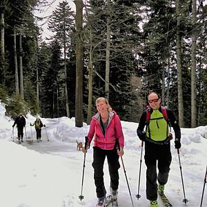 Skitour Wandberg