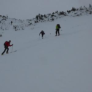 Start in die Skisaison 2017/2018 Wuhrsteinalm