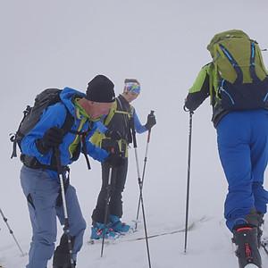Skitour Schneekar Wilder Kaiser 14.04.19