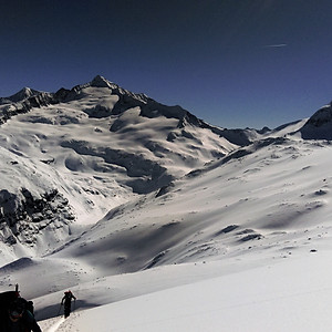 Skitouren im Obersulzbachtal