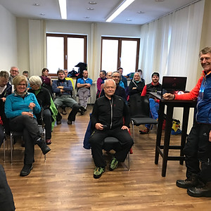 LVS Schulung 06.01.2019 Spitzingsee