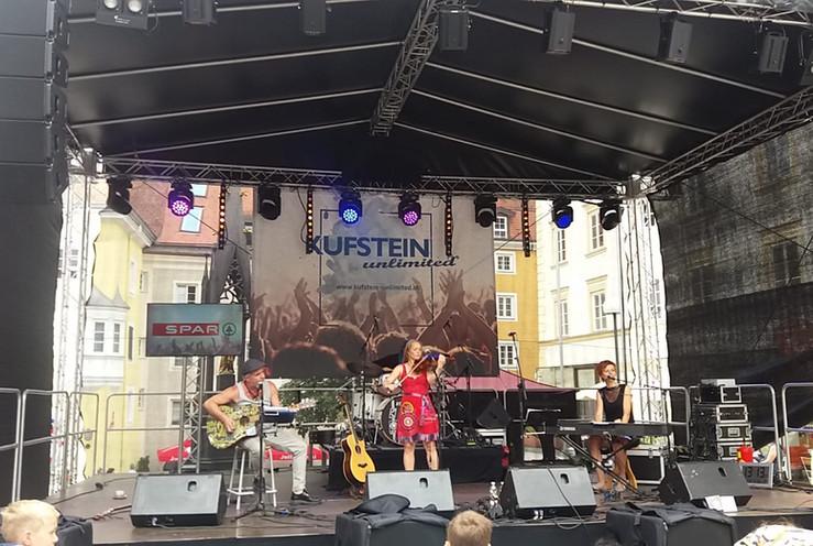 Kufstein Unlimited 16.6.2019