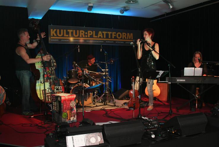 Haus für Musik, St. Johann/Pongau, 6.10.17