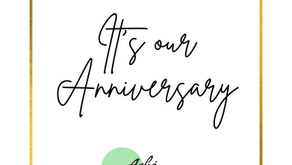 It's our anniversary !