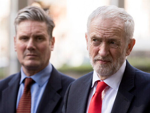 Corbyn, Starmer and the fallout from the EHRC report