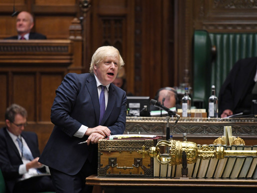 Labour – Stop Moaning About Boris Johnson and Offer An Alternative