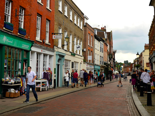 Remote Working Could Save Our High-Street