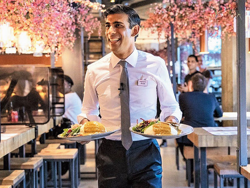 From New Deal to Meal Deal: The Rishi Sunak Story