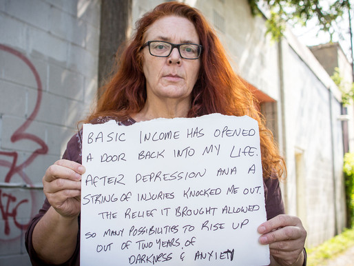 Is It Time For Universal Basic Income?