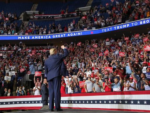 Trump Suggests Election Delay