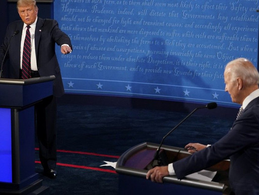 The 2020 US Election Is Not A Done Deal