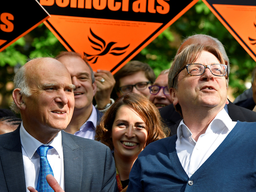 It's Time the Liberal Democrats Enjoy Being Brexit Single