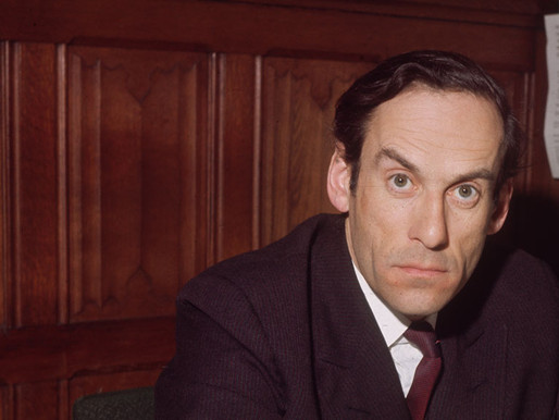 Jeremy Thorpe – The Dazzlingly Talented Man