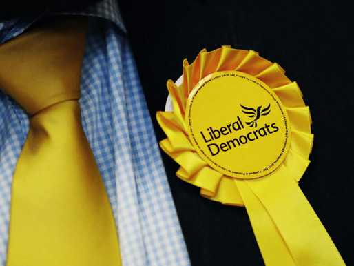 The Liberal Democrat Are Electing A New Leader. Get Involved!