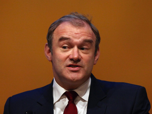 Time To Unite Behind Ed Davey