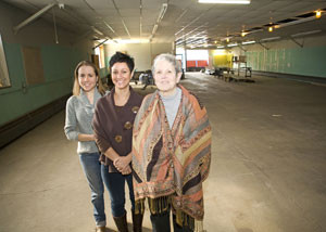 The Local Food Market and Whole Heart Cafe featured in Cortland Standard!