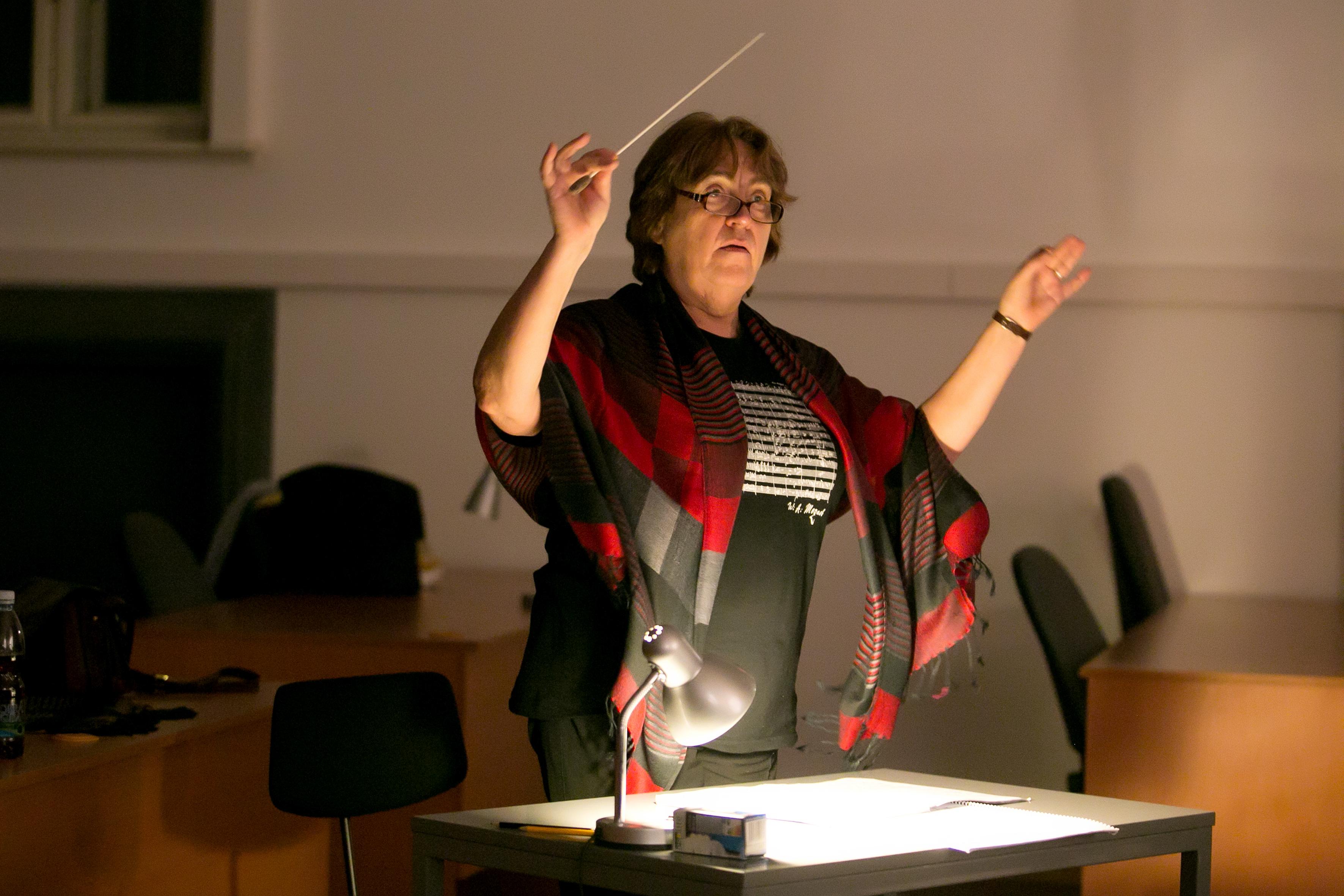 Anne Randine Øverby (dirigentka)