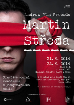 Andrew Yin Svoboda - Martin Středa