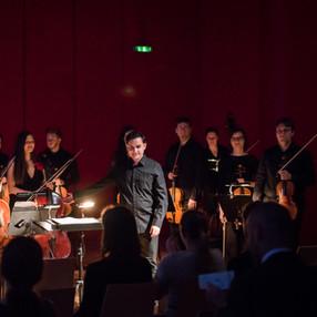 Ensemble Opera Diversa. Mozart's Hall of Reduta Theater (Brno), 2017. Photo: Vít Kobza (1)