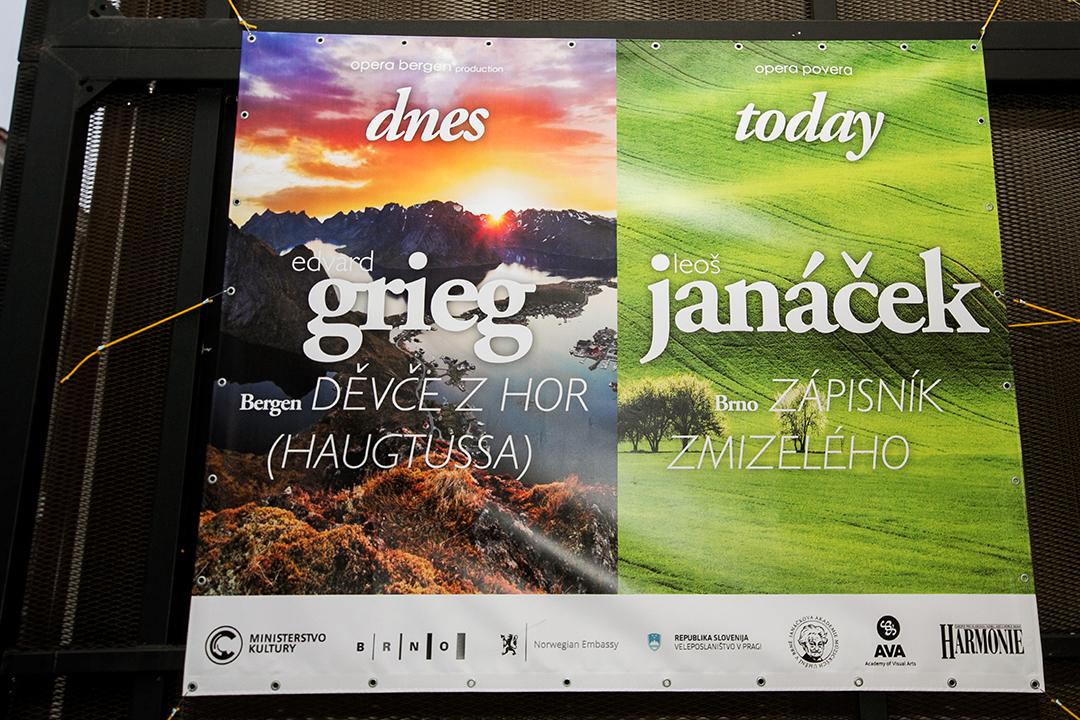 Grieg/Janáček