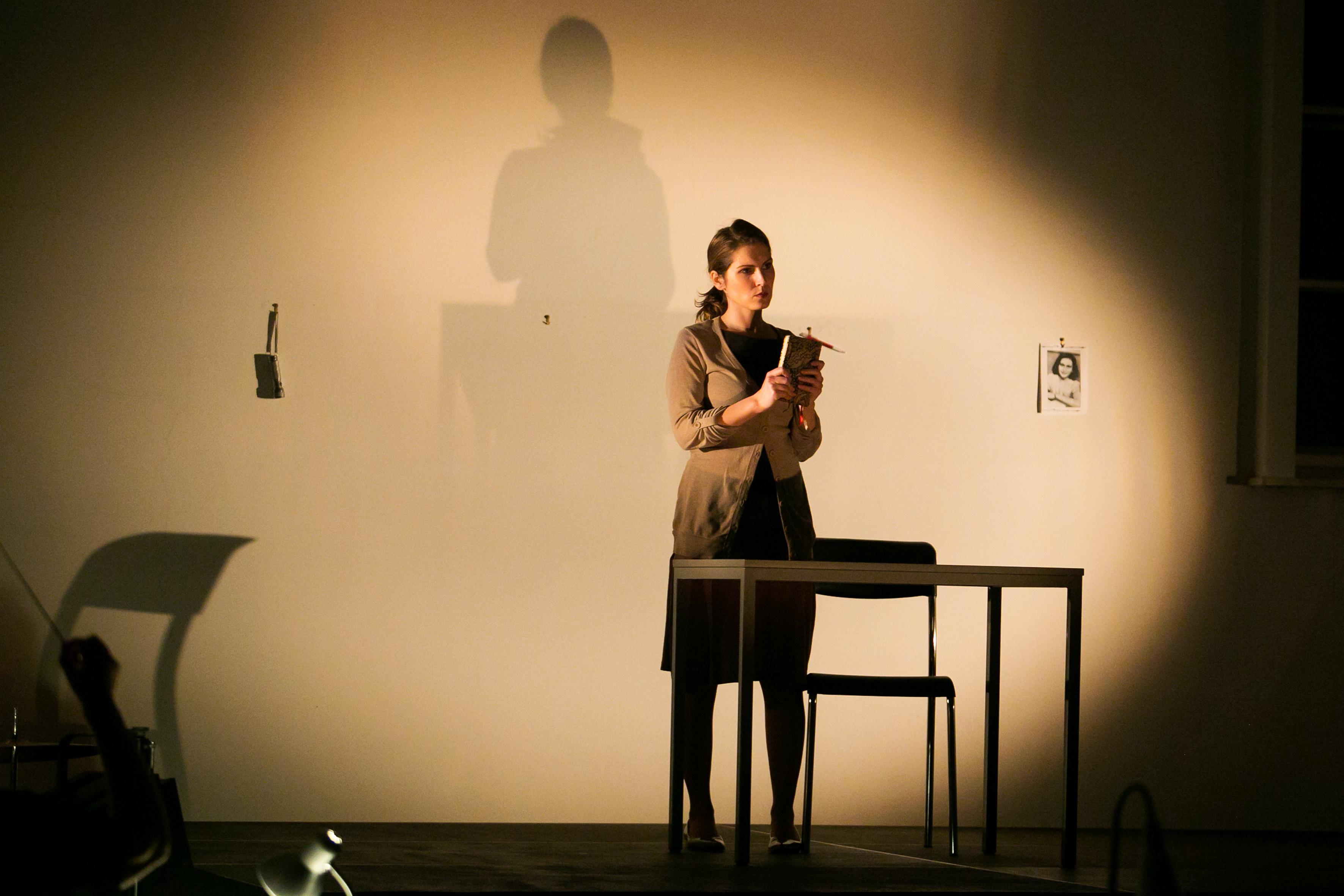 Michaela Jančaříková (Anne Frank)