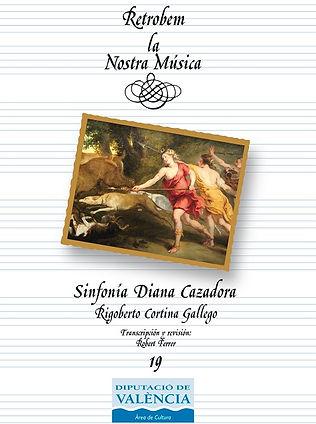 Sinfonía Diana Cazadora by Rigoberto Cortina Gallego