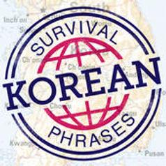 Korean Survival Phrases Podcast