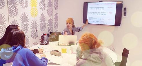 Learn Korean in London