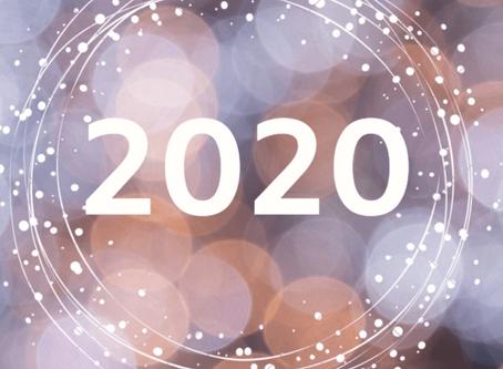 Lumineuse année 2020 !