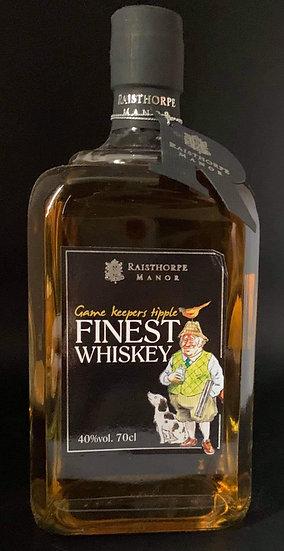 Raisthorpe Game Keepers Finest Whisky