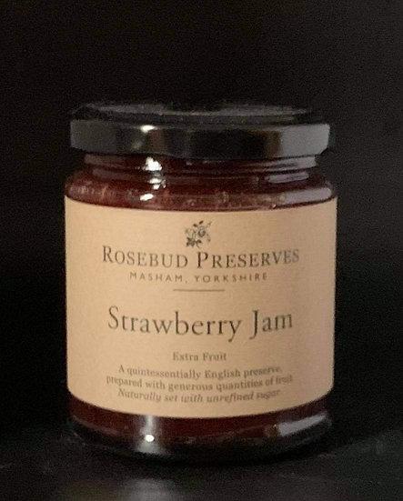 Rosebud Preserves Strawberry Jam