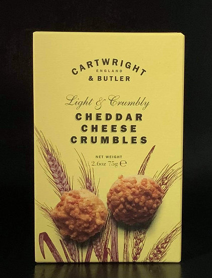 C&B Cheddar Cheese Crumbles