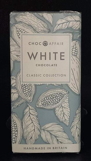 Choc Affair White Chocolate Bar