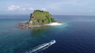 Resort & Speedboat