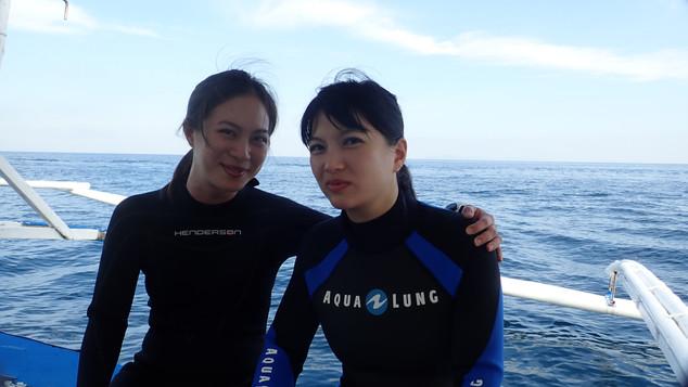 Kristine & Kathyln