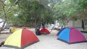 Apo Reef Camping Dive Trip 2019
