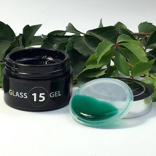 Glass Gel №15; 15 г