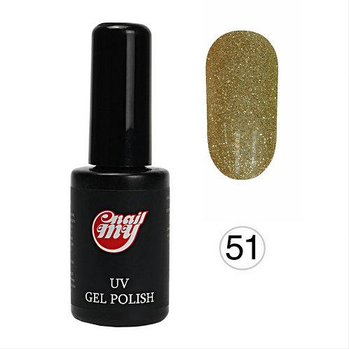 "Гель-лак ""My Nail""  №51   ( 7 мл)"