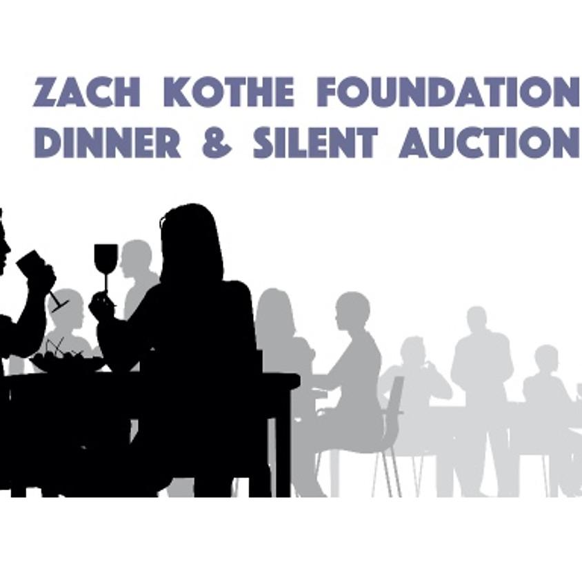 Zach Kothe Foundation Dinner & Auction