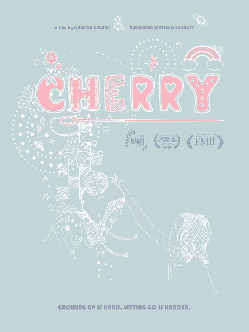 "Official Poster for ""Cherry"""